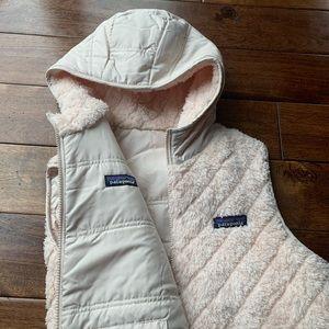 Patagonia reversible vest
